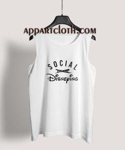 Social Disneying Tank Top