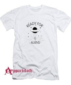 ALIEN FOR HEART T-Shirt