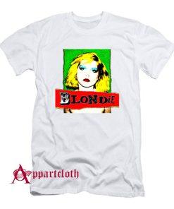 BLONDIE ROCK N ROLL T-Shirt