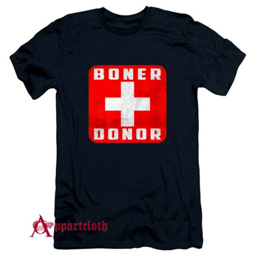 Boner Donor Halloween T-Shirt