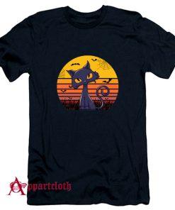 Cat Halloween T-Shirt