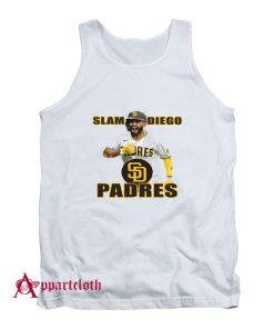 Slam Diego Padres Tank Top