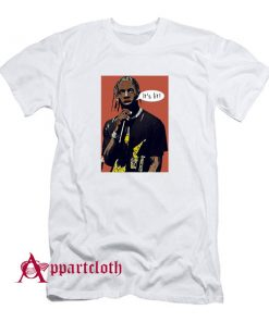 Travis Scott Its Lit T-Shirt