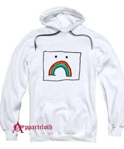 Sad Rainbow Hoodie