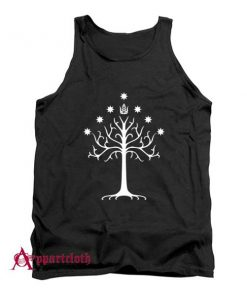 The white tree of Gondor Tank Top