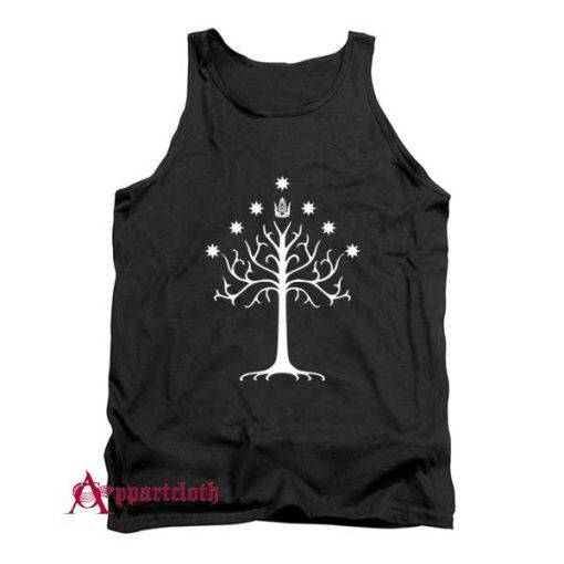 The white tree of Gondor Tank Top