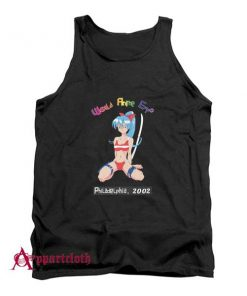 World Anime Expo Philadelphia 2002 Tank Top