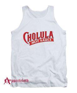 Cholula Hot Sauce Tank Top