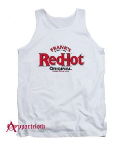 Franks Red Hot Tank Top
