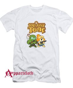 Rip And Tear T-Shirt