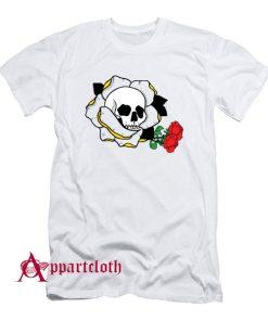 Rose And Skull T-Shirt