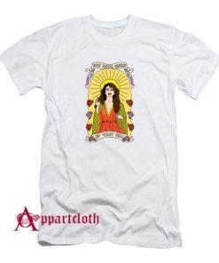 Saint Bush Parody T-Shirt