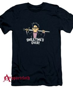 Smile Times Over T-Shirt