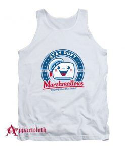 Stay Puft Marshmallows Tank Top