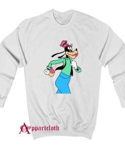 Girl Goofy Sweatshirt
