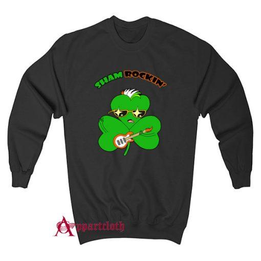 Shamrockin' Sweatshirt