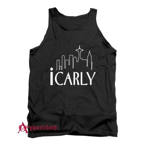 iCarly Frasier Tank Top