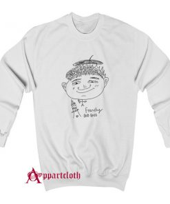 Frenchy Bob Ross Sweatshirt