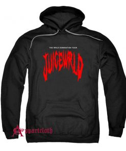 THE WRLD DOMINATION TOUR JUICE WRLD Hoodie