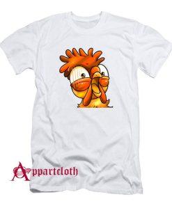 Chicken Emote Funny T-Shirt