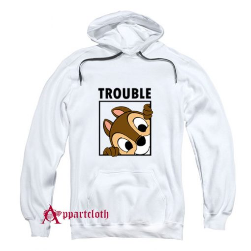 Double Trouble Chip and Dale Hoodie