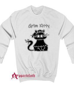 Grim Kitty Sweatshirt