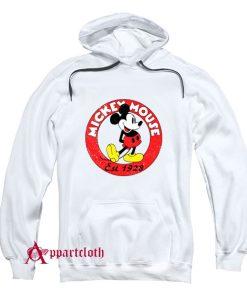 Vintage Mickey Mouse est 1928 Hoodie