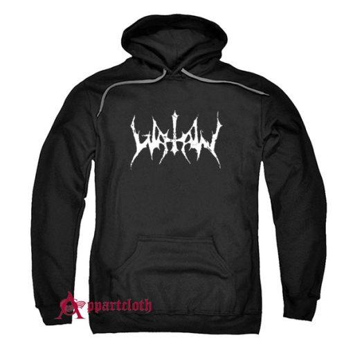 Watain Logo Hoodie