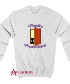 Pantsy Productions Logo Sweatshirt