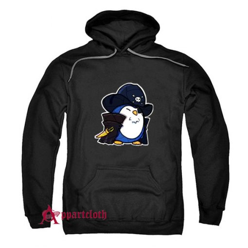 Pirate Penguin Hoodie