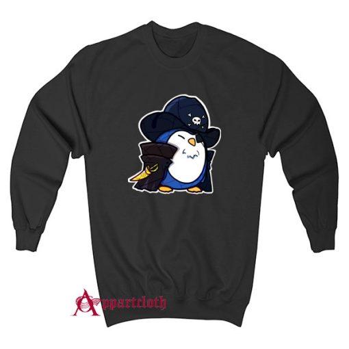 Pirate Penguin Sweatshirt
