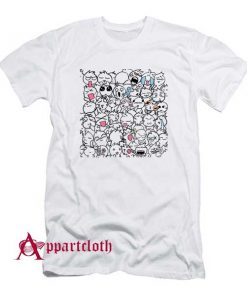 Onion Head Invasion T-Shirt