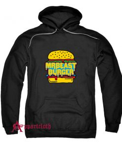 MrBeast Burger Hoodie