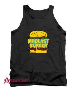 MrBeast Burger Tank Top