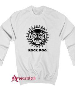 Rock Dog American English Bulldog Sweatshirt