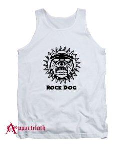 Rock Dog American English Bulldog Tank Top