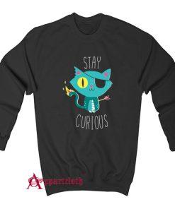 Stay Curious Sweatshirt