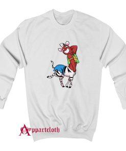 Be Best Zulius in Centaurworld Sweatshirt