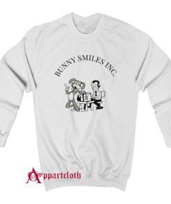 Bunny Smiles Sweatshirt