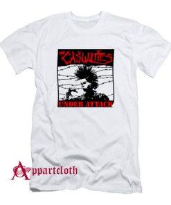 Colin Wolf Punk T-Shirt