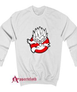 Dragon Ball Parody Ghostbusters Sweatshirt