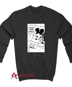Good Gosh Opium Mickey Sweatshirt