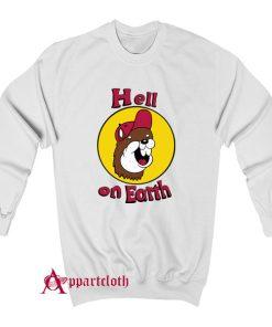 Hell On Earth Sweatshirt