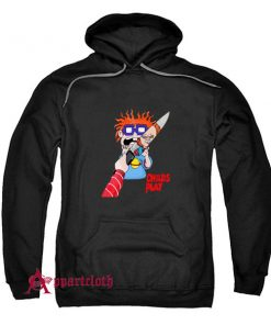 Rugrats Meets Child's Play Chuckie Hoodie