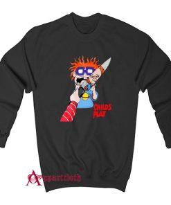 Rugrats Meets Child's Play Chuckie Sweatshirt