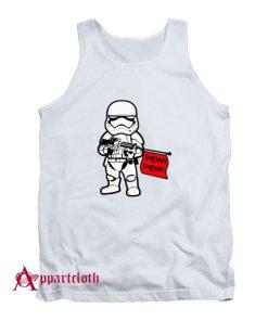 Stormtrooper Pew Pew Wars Tank Top