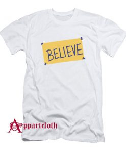 Ted Lasso Believe T-Shirt