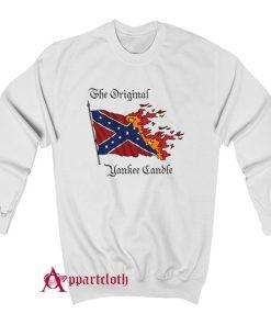 Yankee Candle Flag Sweatshirt