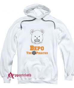 Bepo The Heart Pirates One Piece Hoodie