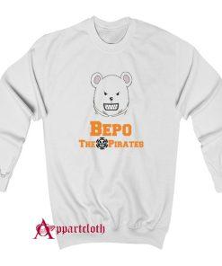 Bepo The Heart Pirates One Piece Sweatshirt